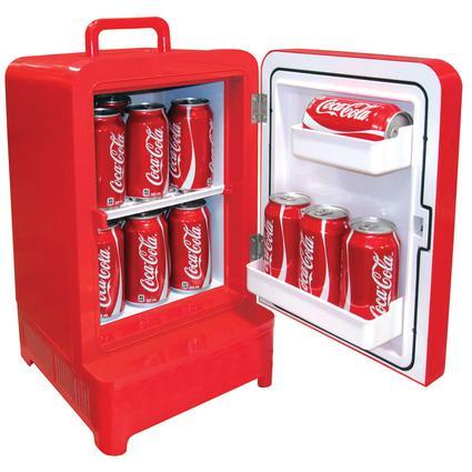12-Volt Coke Retro Fridge