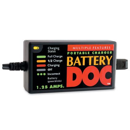Battery Doc 12-Volt Automatic Sport Charger