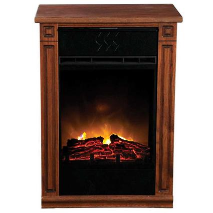 Heat Surge Accent EV.2 Amish Electric Fireplace with Hybrid-Thermic Heat Technology