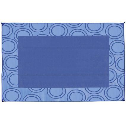 Circle Mat – Blue, 9'x12'