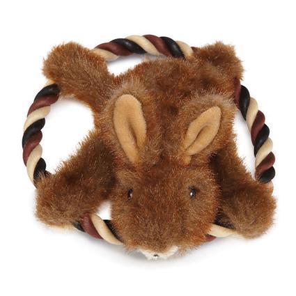Fuzzy Flyer Bunny
