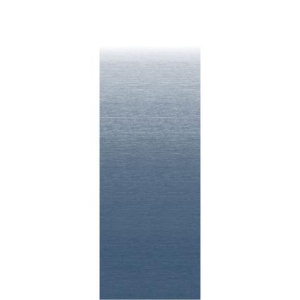 Universal Linen Fade Vinyl Replacement Patio Awning Fabrics, Azure 16'