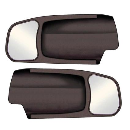 Cipa Slip-On Tow Mirrors - 2009-12 Dodge Ram 1500/2500