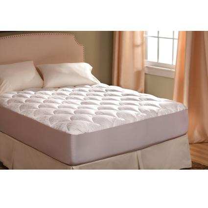 Ultra Plush Mattress Pad, Short Queen