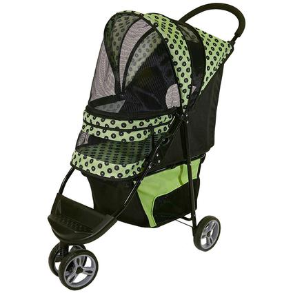 Regal Pet Stroller, Mint Chip