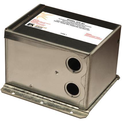 Parallax Power ATS 301 Line Generator Switch