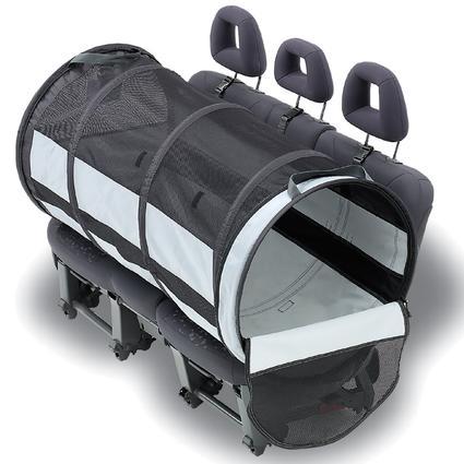 Pet Tube Car Kennel, Large