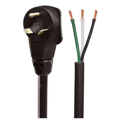 30 Amp RV Power Supply Cord - 25'
