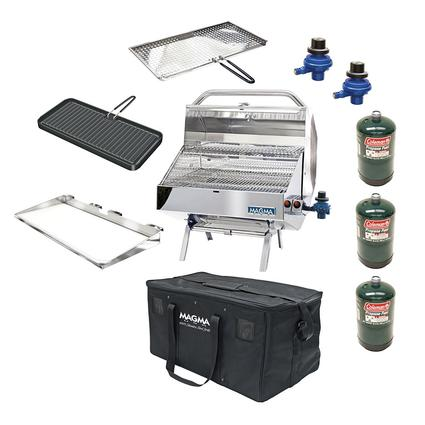 Padded Grill Accessory Carrying/Storage Case, Fits up to 12