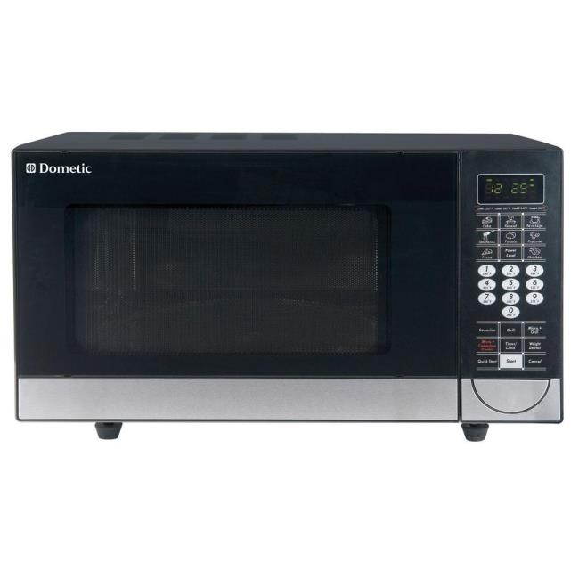 Image Dometic Convection Microwave with Black Trim Kit. To Enlarge the image click or .  sc 1 st  C&ing World & Dometic Convection Microwave with Black Trim Kit - Dometic DCMC11B.F ...