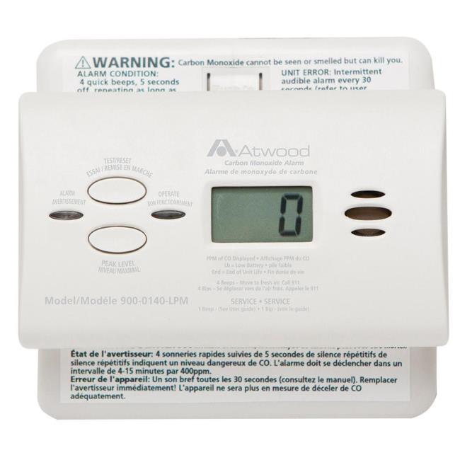 atwood co alarm dometic 32703 carbon monoxide camping world rh campingworld com K&N Cob B Atwood Carbon Monoxide Alarm Atwood Model 900-0143