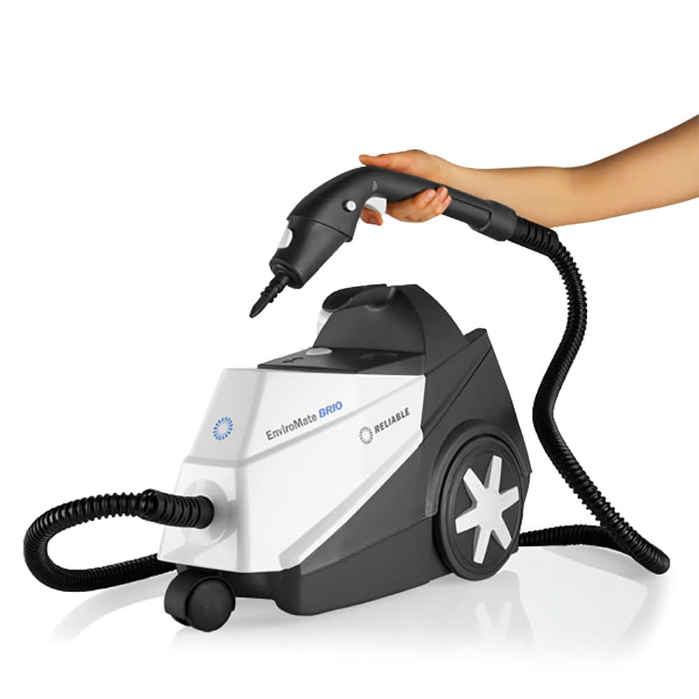 Enviromate Brio Eb250 Steam Cleaning System Reliable