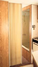 Delicieux Pleated Bi Fold Door   Beige   Irvine Shade U0026 Door 3675FBH   Drapery U0026  Curtains   Camping World