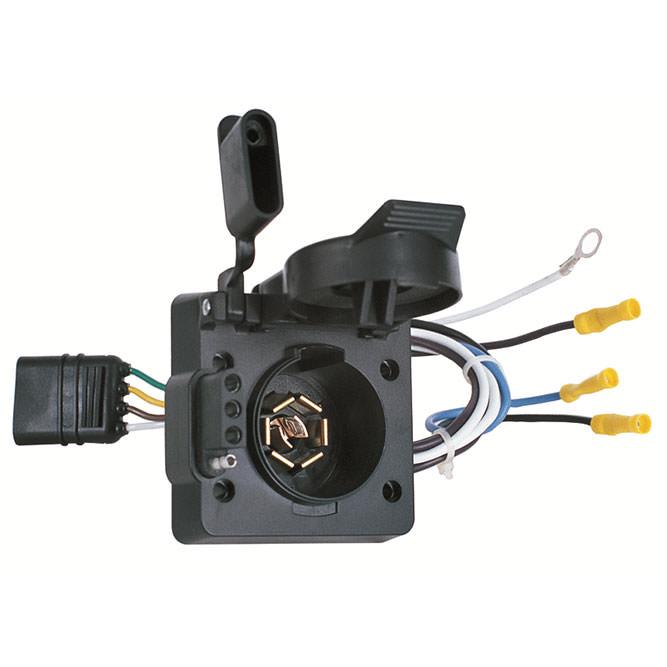 Hopkins Trailer Light Adapter Wiring Diagram - Smart Wiring Diagrams •