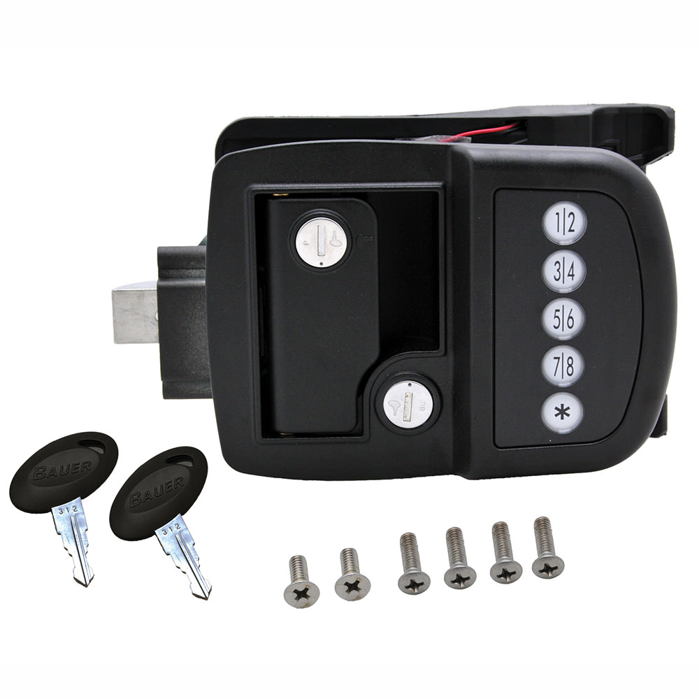 chunwan pw : Touch Keypad Electronic Door Locks Alutech Electric