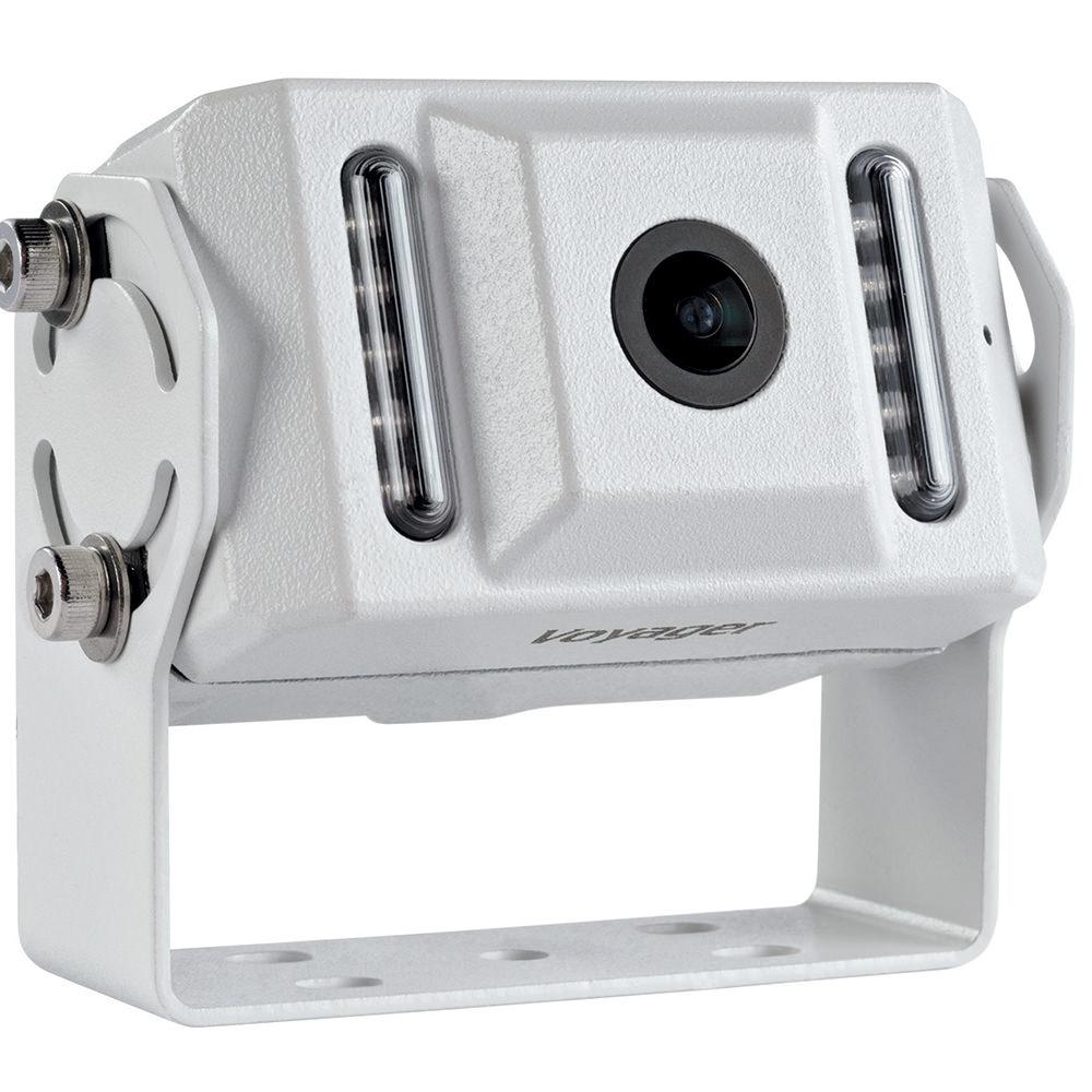 Voyager Vcms155 Backup Camera White Jensen And Voyager