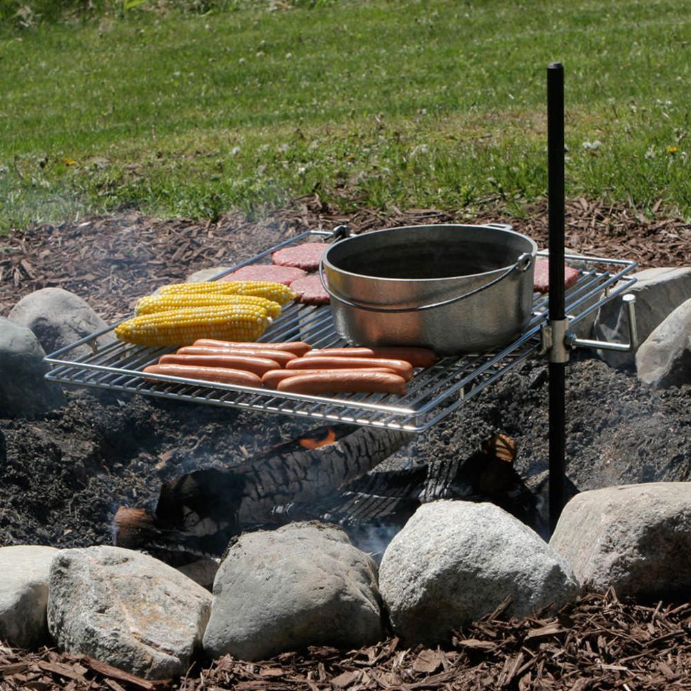 Original campfire grill charcoal