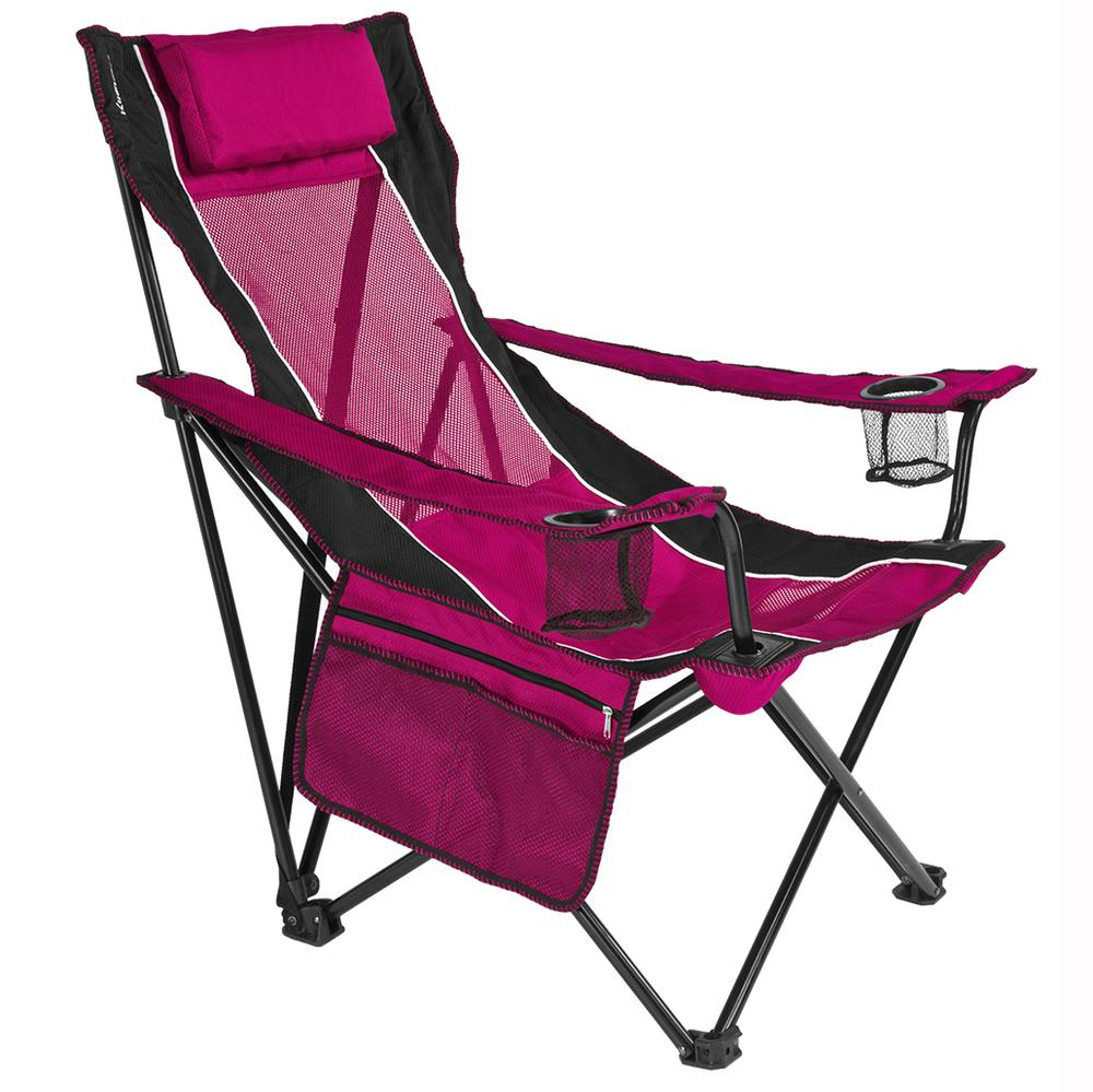 Pink Sling Chair Kijaro Folding Chairs Camping World
