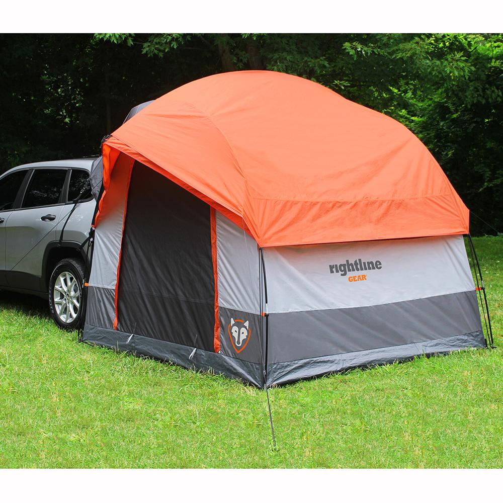 ... SUV Tent Orange ... & SUV Tent Orange - Rightline Gear 110907 - Family Tents - Camping ...