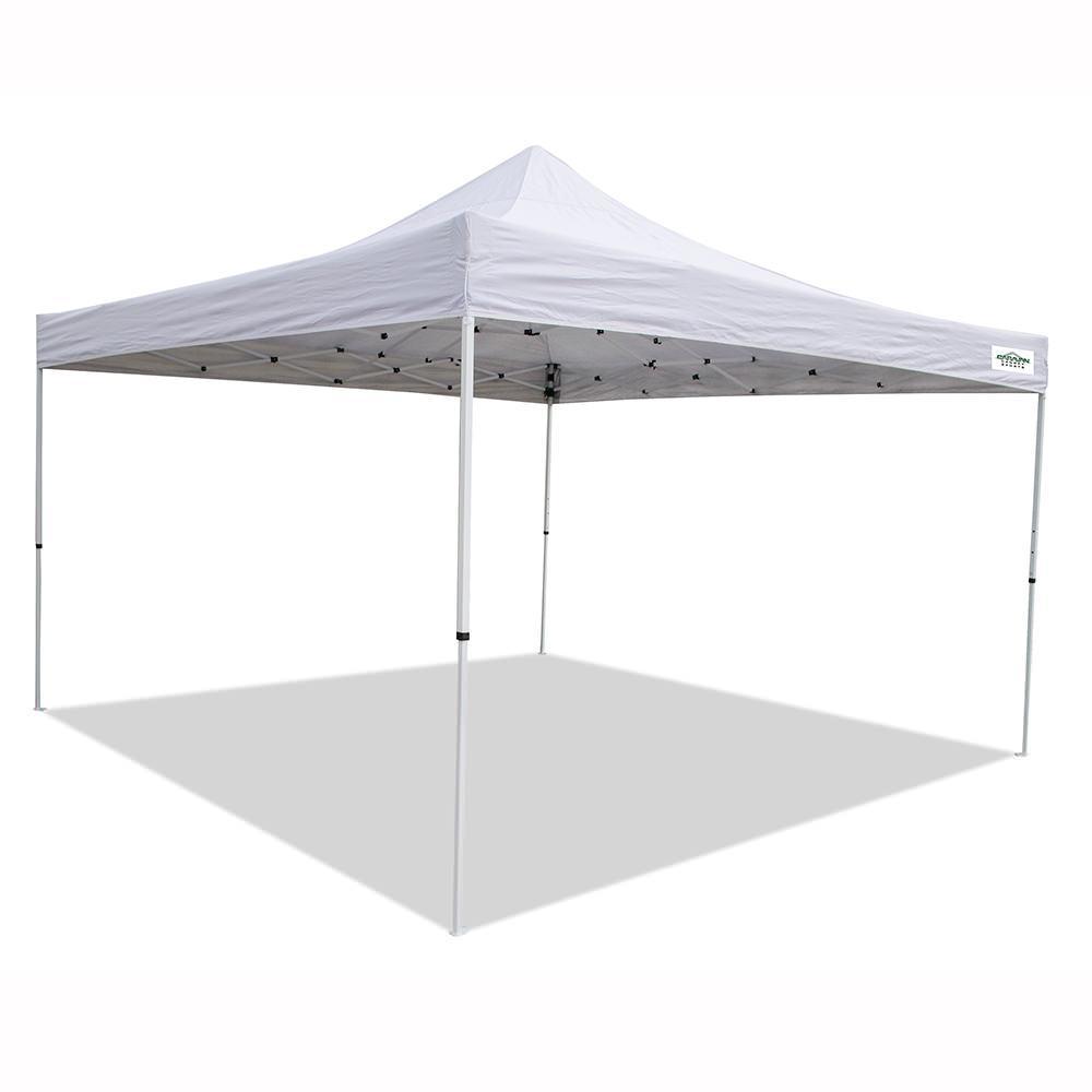 Element Instant Canopy : M series pro white instant canopy caravan