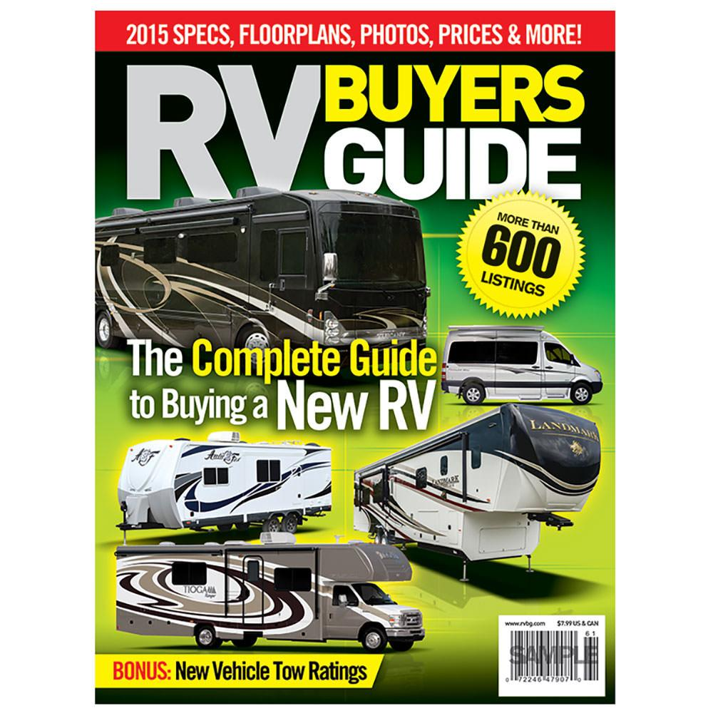 Boats Bikes And Rvs Magazine RV Buyers Guide
