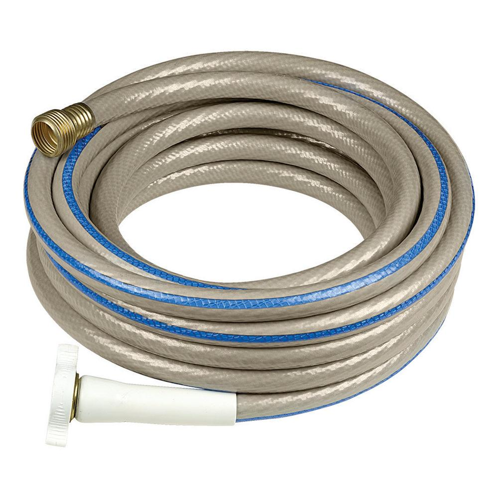NeverKink Hose   Tan, 25 x 1/2 dia.   Teknor Apex 7604 25   Hoses, Reels & Fittings