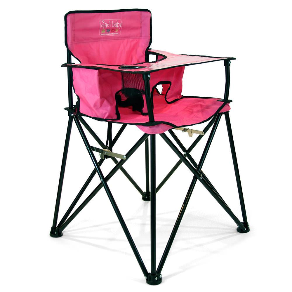 Baby go anywhere highchair pink jamberly hb2015 kid 39 s for Anywhere chair