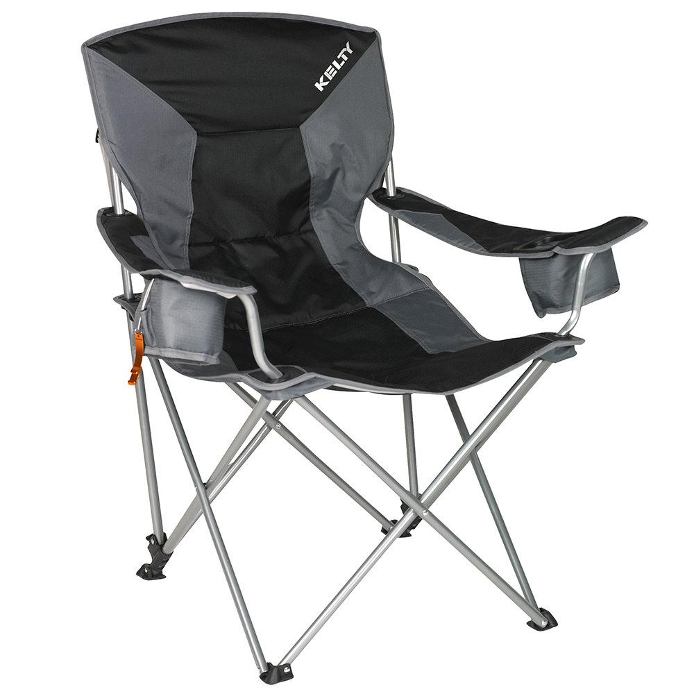Deluxe Lounge Chair American Recreational Folding Chairs Campi