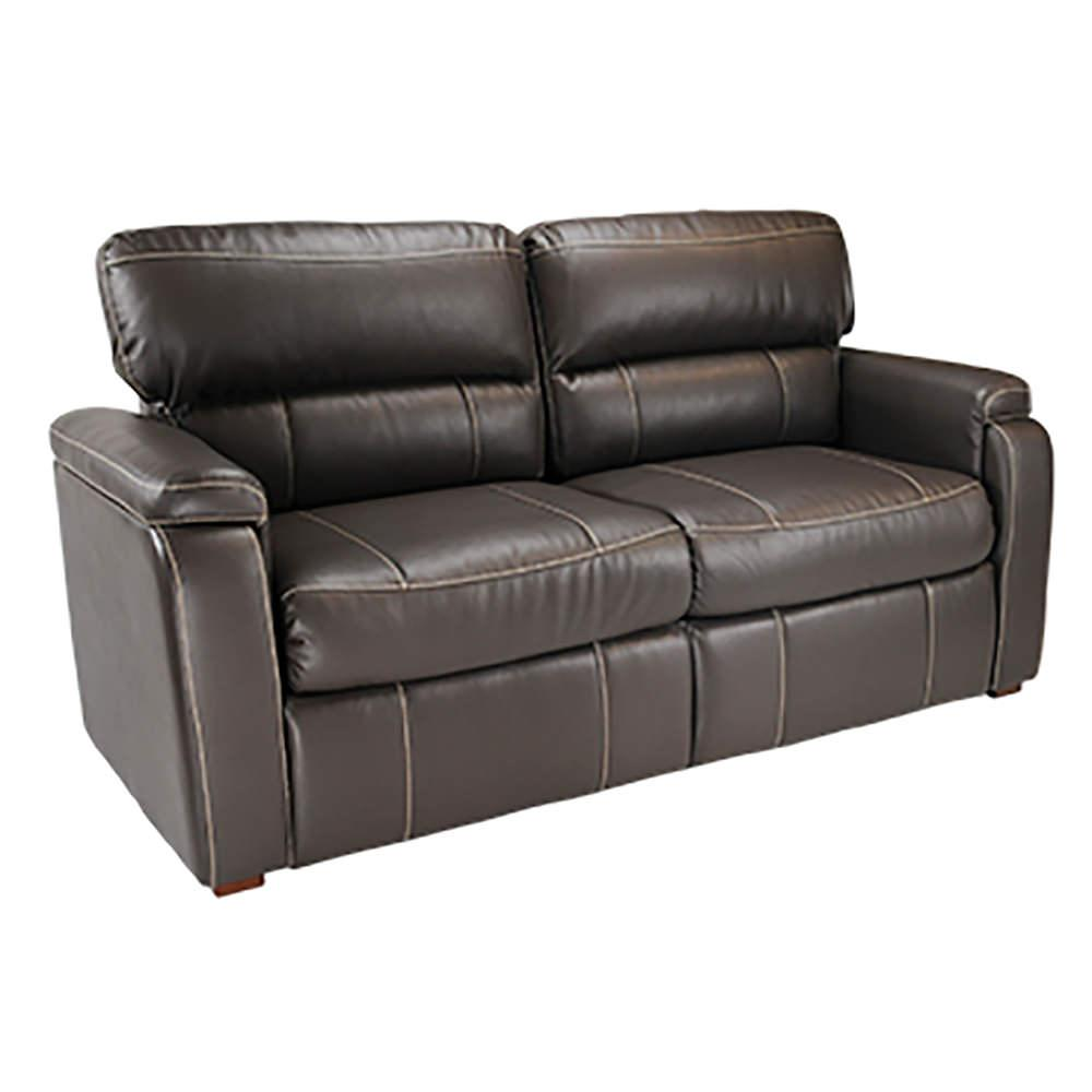 Crestwood Tri Fold Sofa 70 Chocolate Lippert