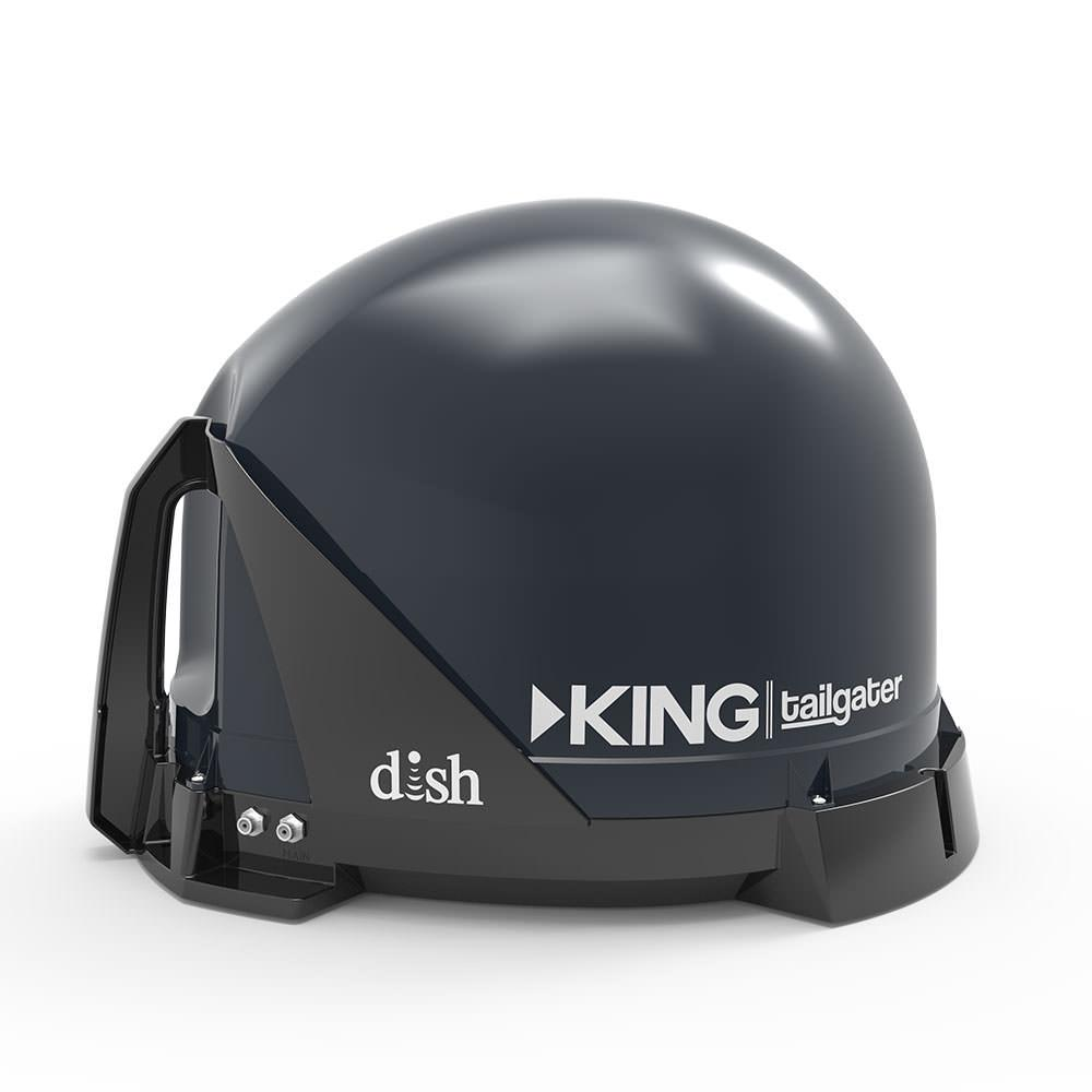 KING Tailgater Automatic Satellite for DISH - KING VQ4500 ...