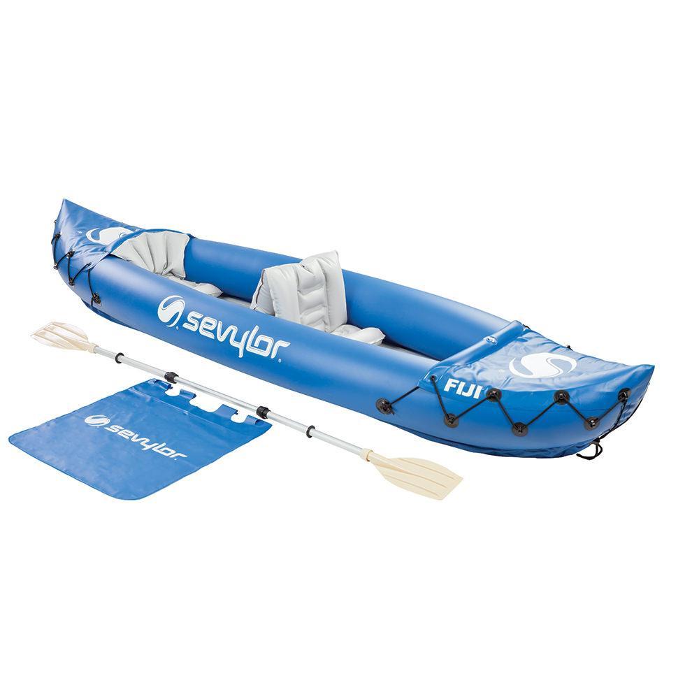 Fiji 2 person kayak coleman 2000015233 kayaks for 2 man fishing kayak