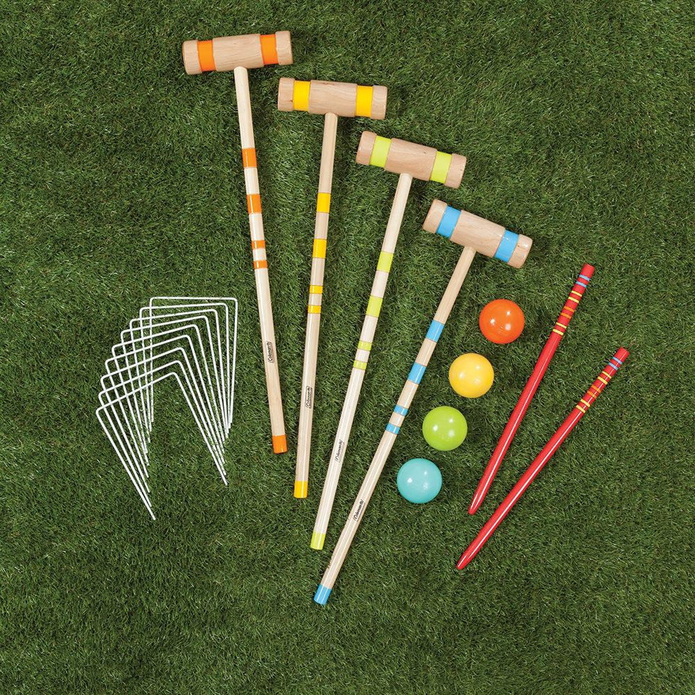 Croquet Game : Croquet+Game Croquet Set - Coleman 2000012471 - Outdoor Games ...