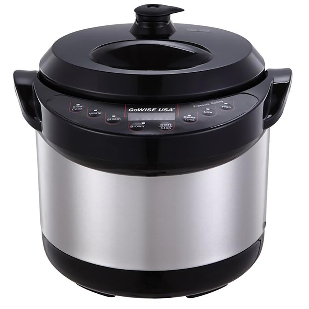3 quart multi functional electrical pressure cooker for Multi cooker