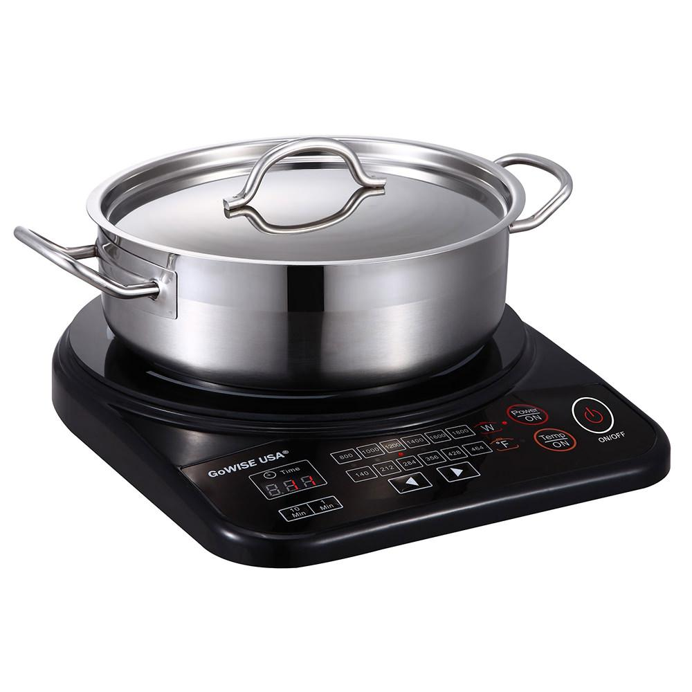 Pros and cons of induction cooktop induktionsherd als for Induction cuisine