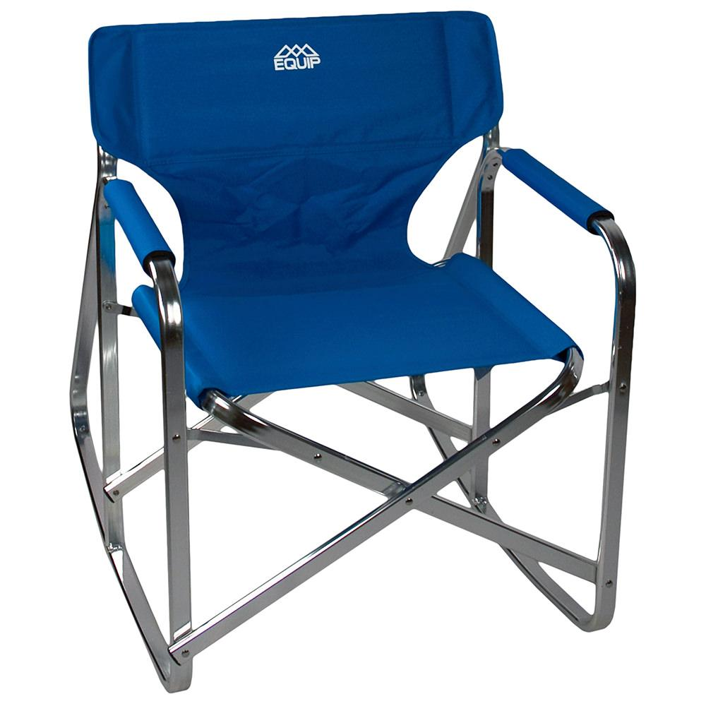 Equip Aluminum Rocking Deck Chair Kijaro Folding Chairs Camping W