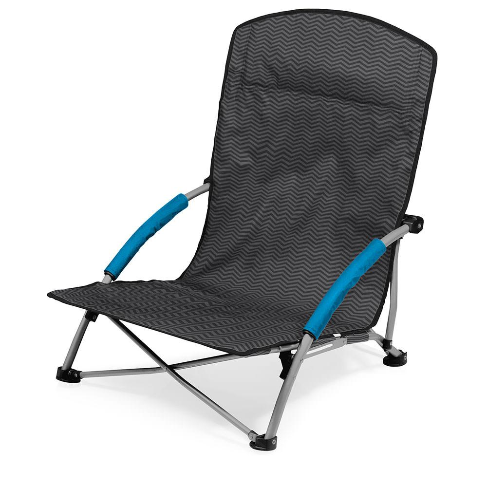 Tranquility Portable Beach Chair Waves Picnic Time 792