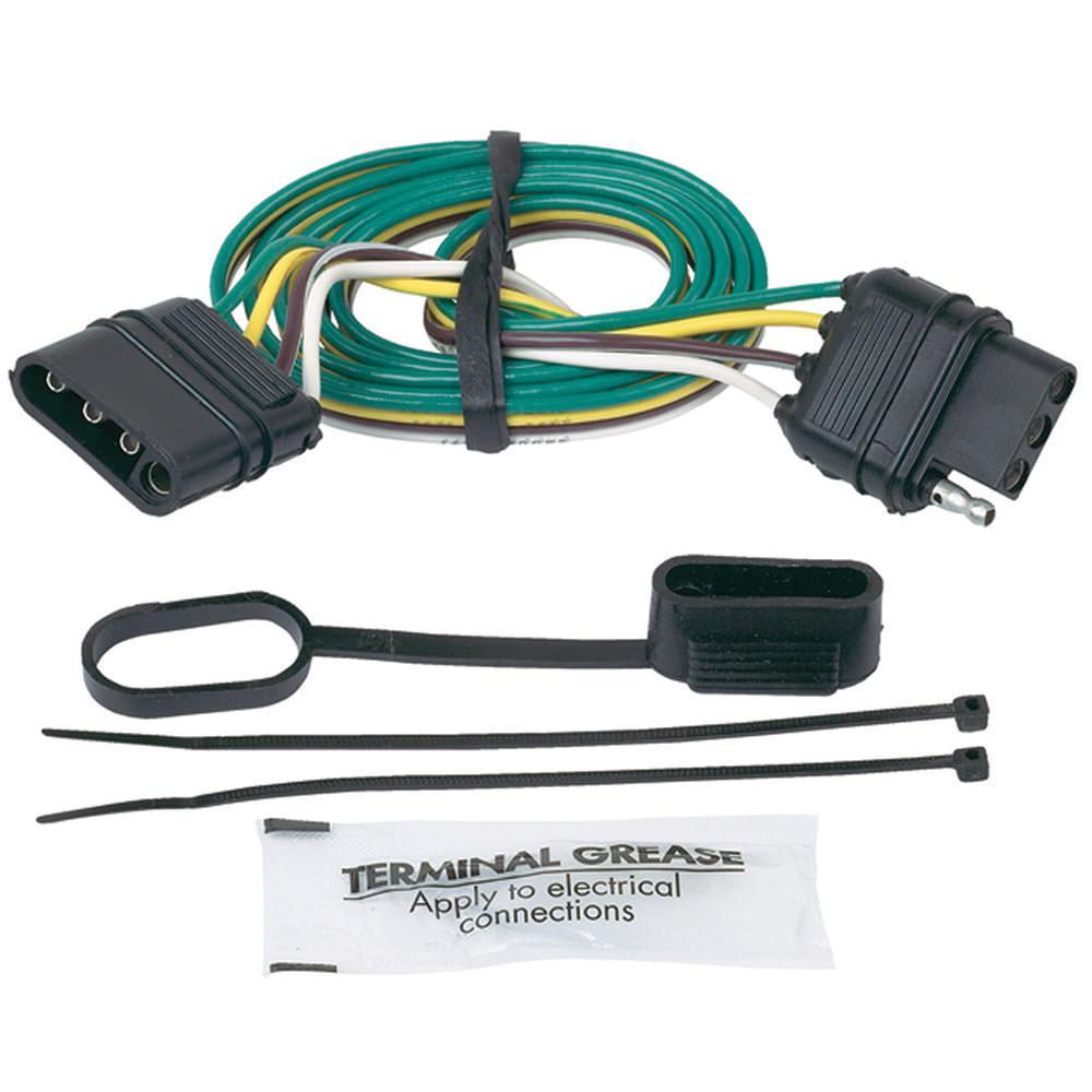 4-Wire Flat Harness, 48\