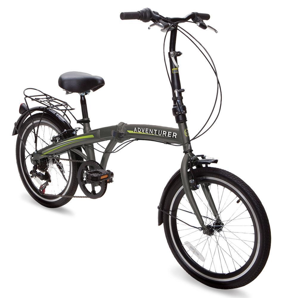 Adventurer 6 Speed Bike Direcsource Ltd 70089 R Folding Bikes