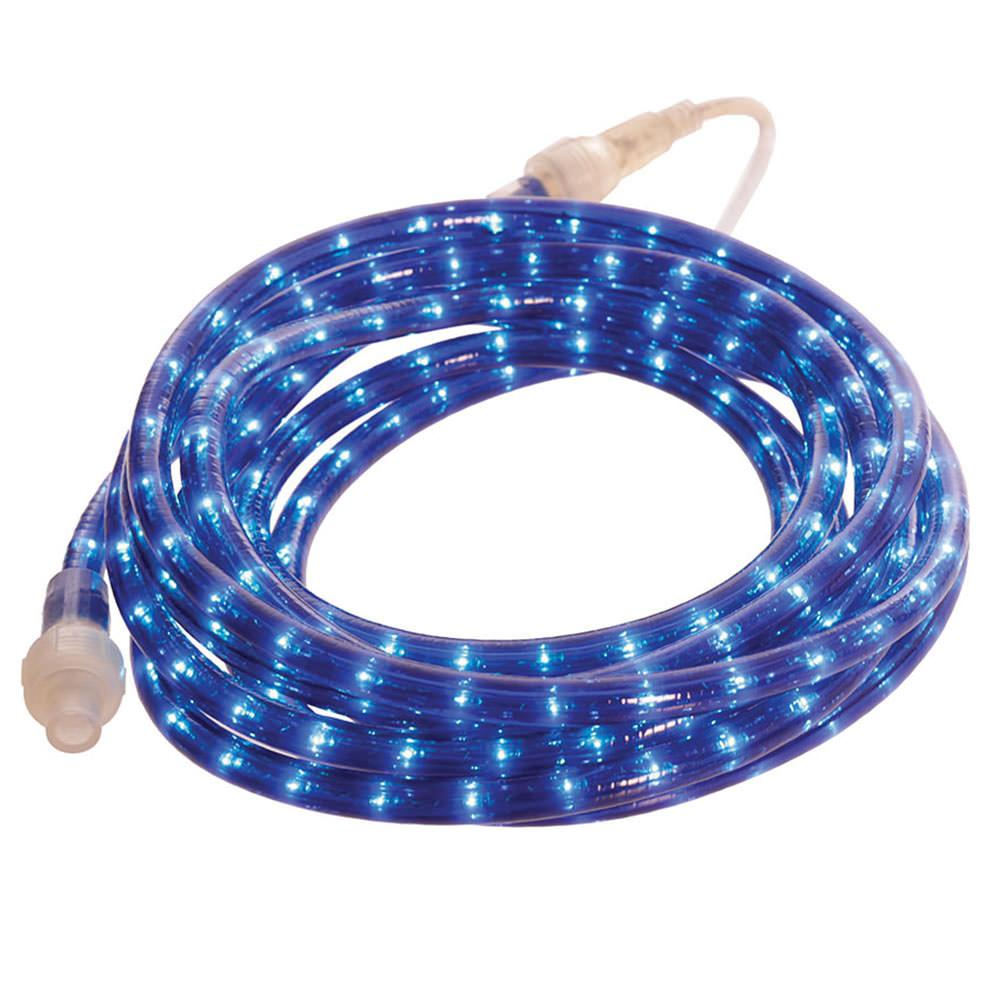 Blue Awning Rope Light  18L. Blue Awning Rope Light  18 L   Direcsource Ltd 100556   Patio