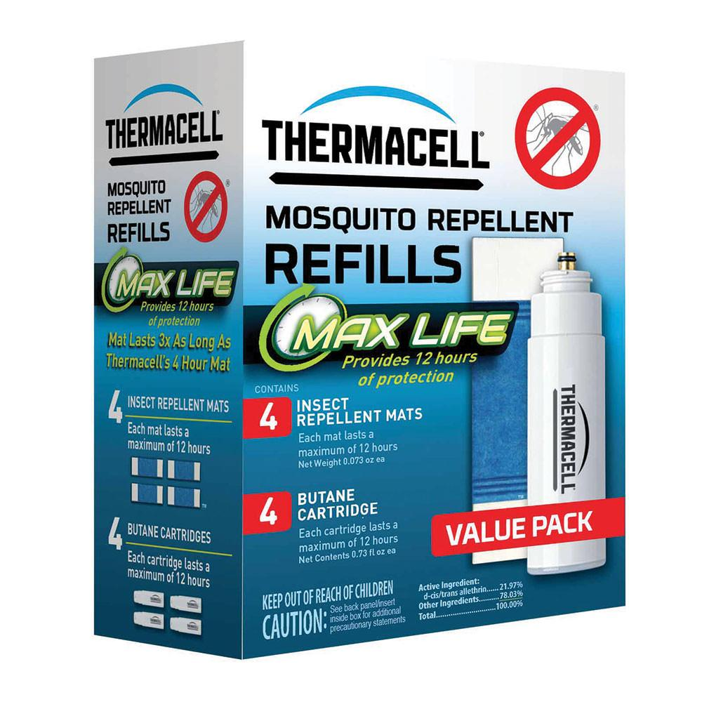 Mosquito Repellent Systems : Thermacell mosquito repellent system