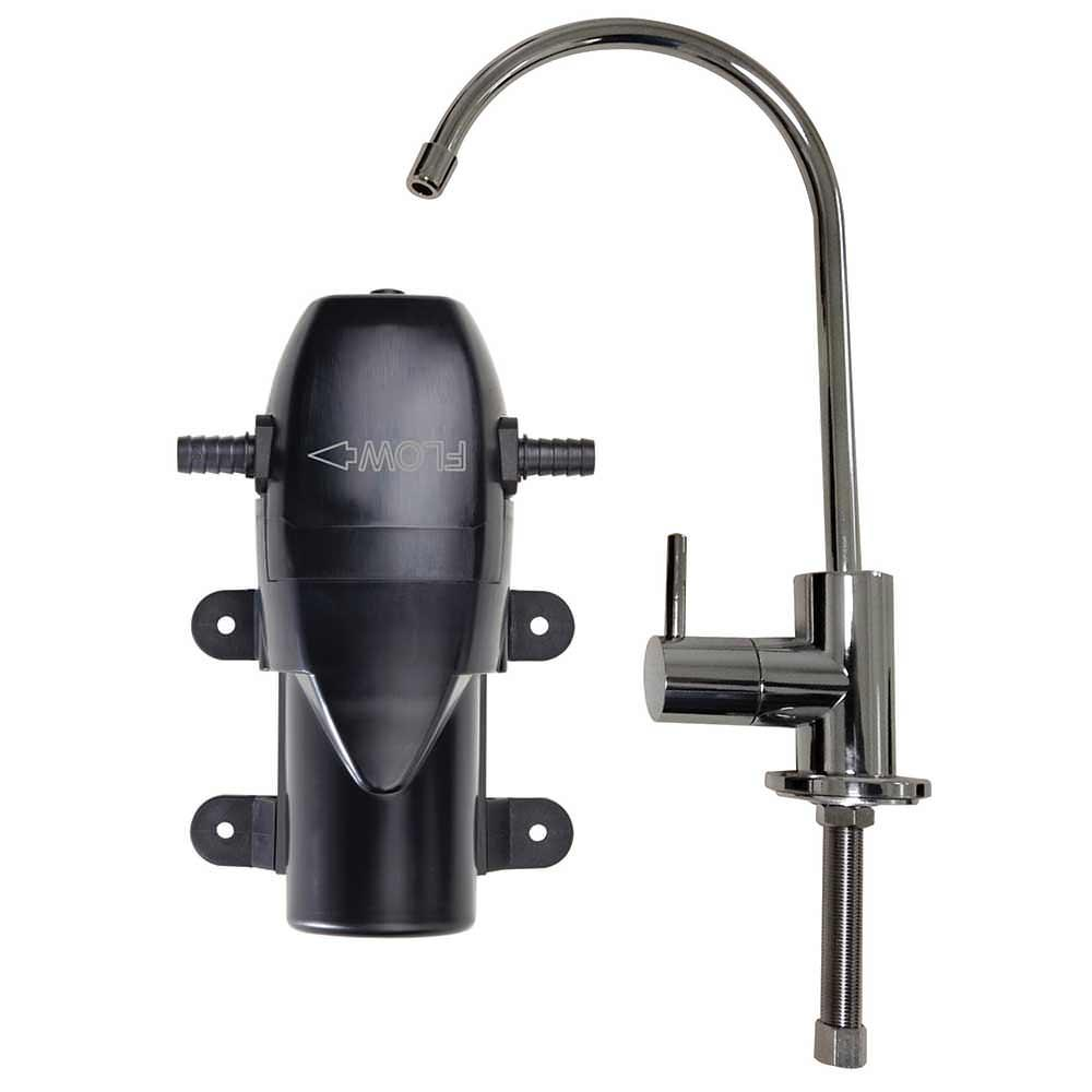 Low Flow Pump with Faucet - Xylem RLFP122202G - Faucets & Inlets ...