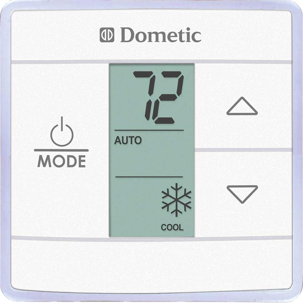 Dometic Capacitive Touch Thermostat Wiring Diagram 50 3313192 88471 88473 88475n Standard Ct Black 3316250 012 Air
