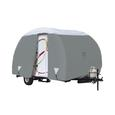 Overdrive Polypro 3 R-Pod Trailer Cover - 18'