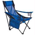 Blue Sling Chair