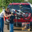 Ball Mount Bike Rack