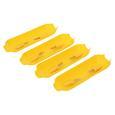 Corn Boats, Set of 4