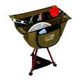 TriLite Stool/Wash Station Combo