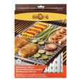 Stainless Steel Dual-sided BBQ Sheet