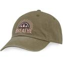 Breathe Applique Chill Cap, Green