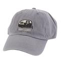Happy Camper Chill Cap, Gray